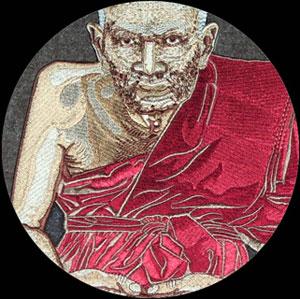 iembroidery-burmese-monk